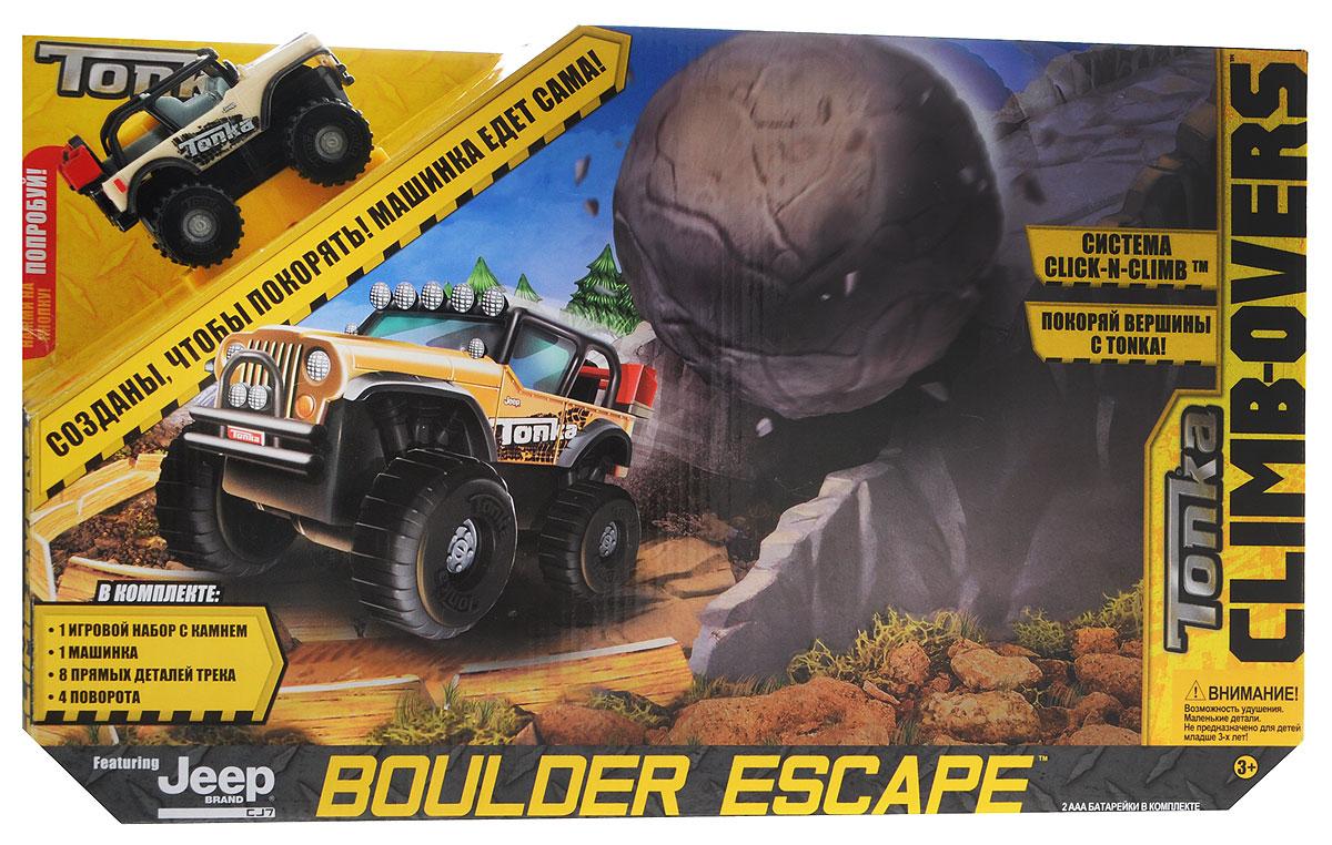 цены Tonka Игрушечный трек Boulder Escape