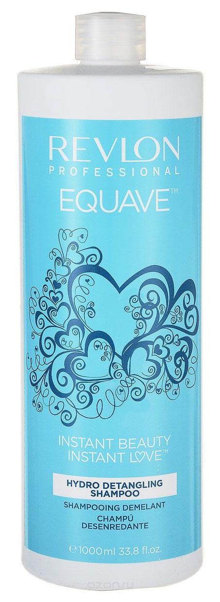 Revlon Professional Equave Шампунь, облегчающий расчесывание волос Instant Beauty Hydro Nutritive Detangling 750 мл шампунь для волос увлажняющий и питательный proyou nutritive shampoo 350мл revlon professional proyou