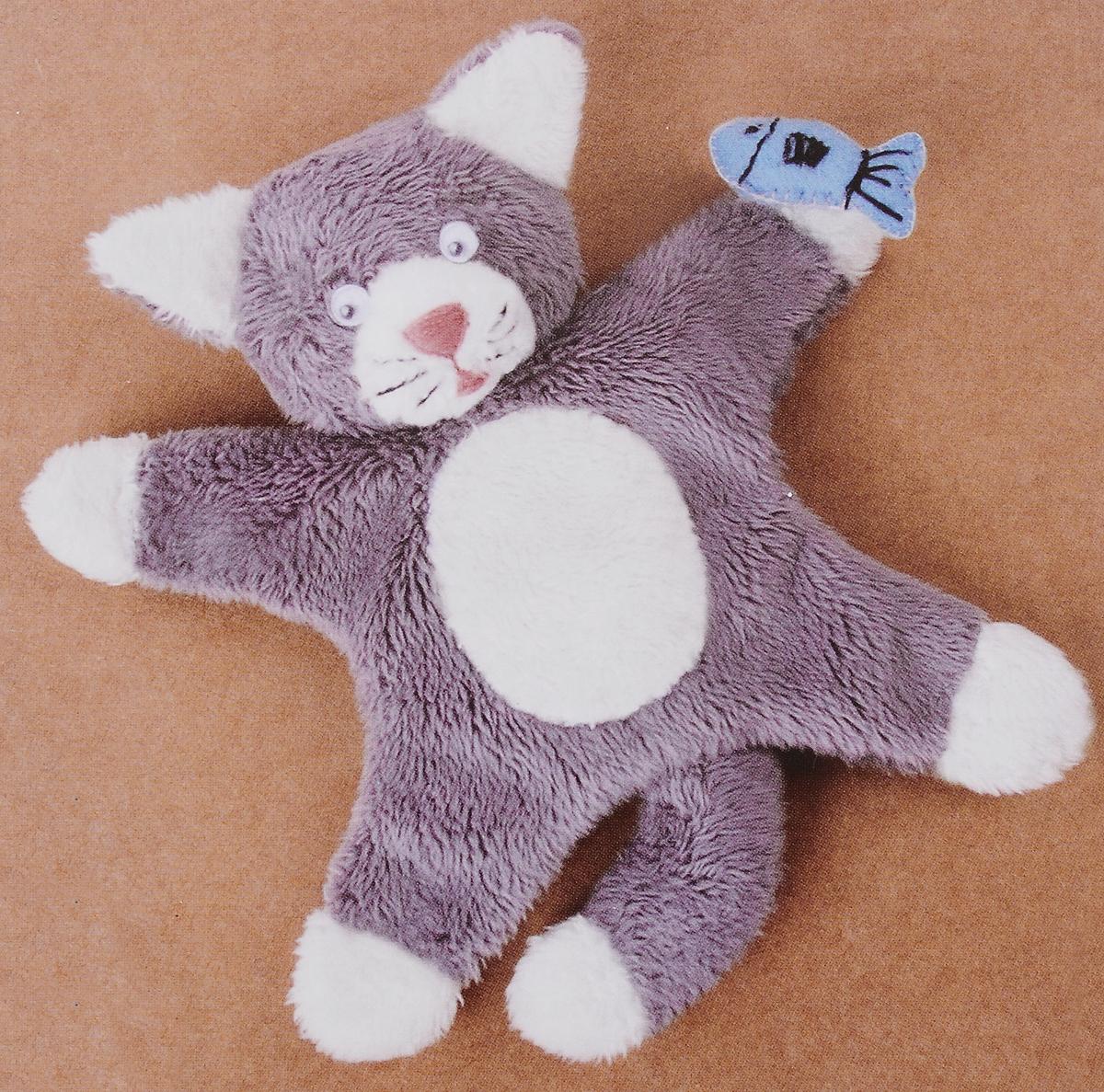 Набор для создания игрушки Miadolla Магнит. Котик, высота 12 см набор сундучков roura decoracion 26 х 20 х 15 см 2 шт 34791