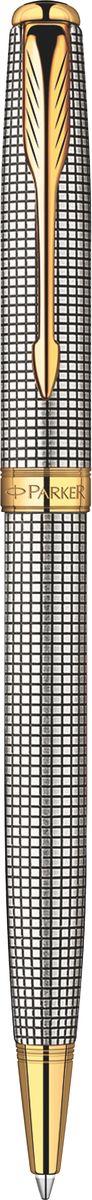 Parker Ручка шариковая Sonnet Cisele GT черная цены