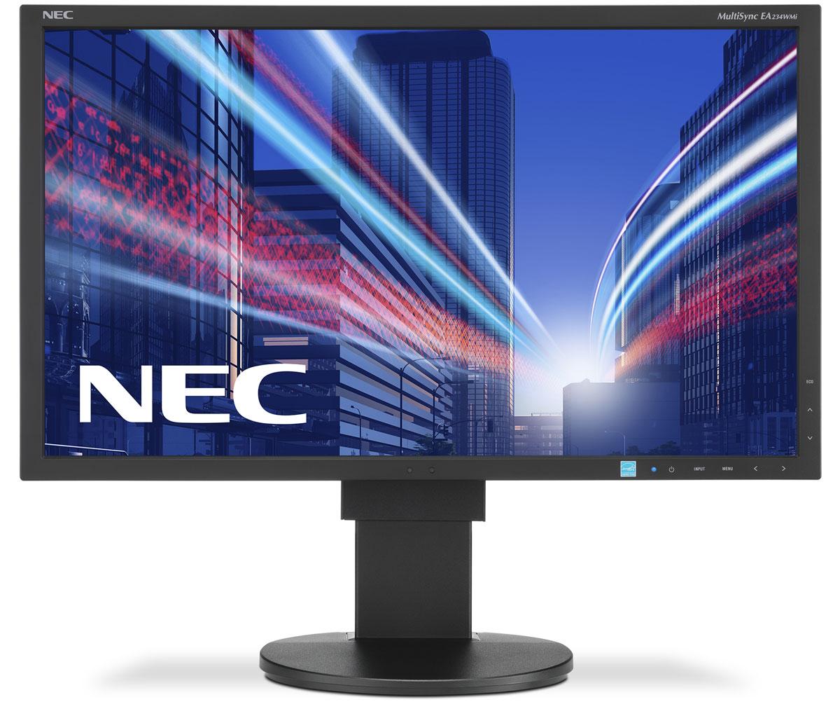 Монитор NEC EA234WMi, Black