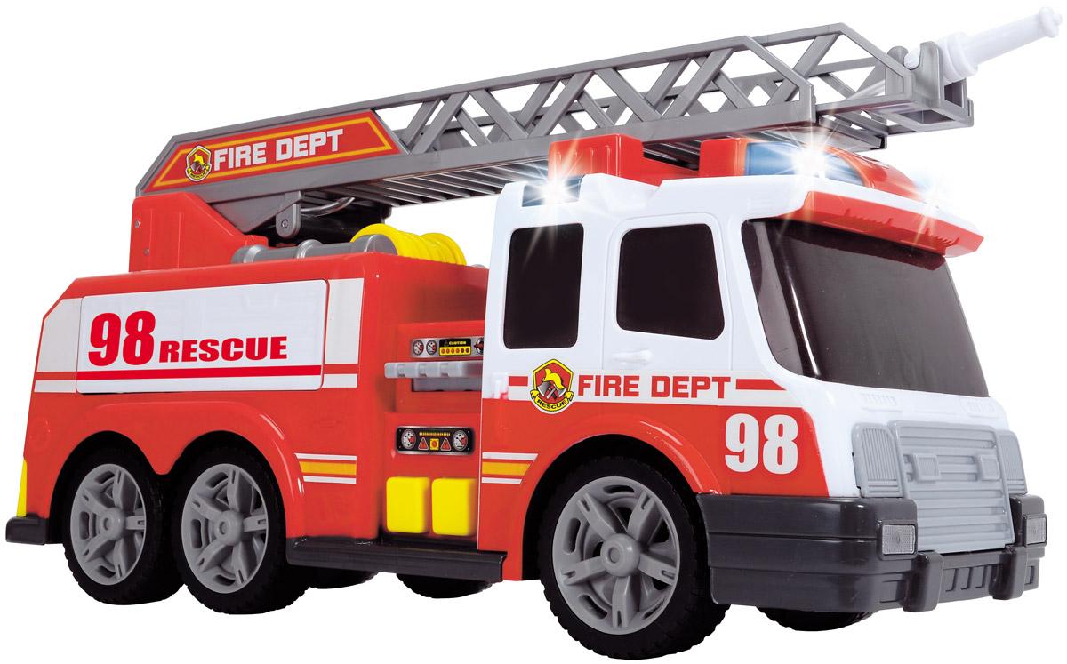 Dickie Toys Пожарная машина функциональная машины dickie машина mater