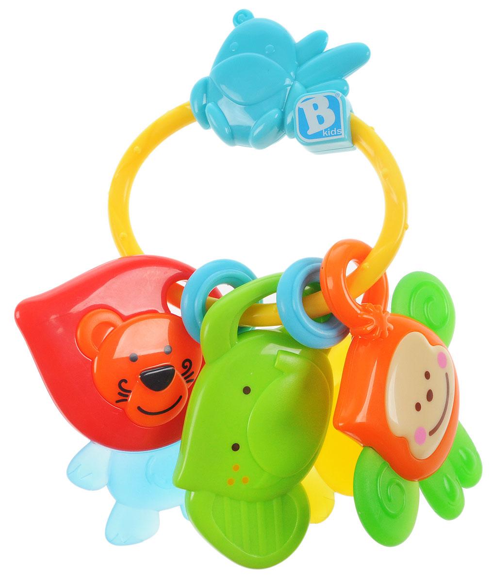 B kids Развивающая игрушка Листочки