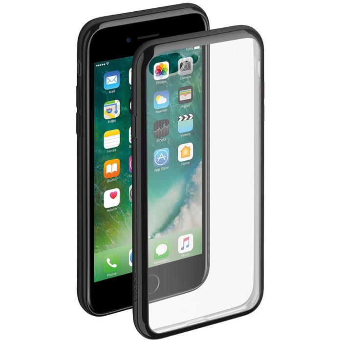 Deppa Gel Plus Case чехол для Apple iPhone 7 Plus/8 Plus, Black чехол клип кейс deppa air case для apple iphone 6 plus черный [83124]