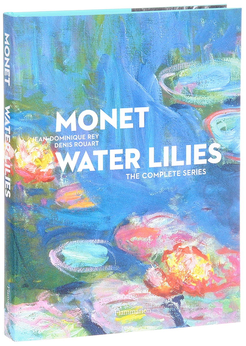 Monet: Water Lilies monet in giverny landscapes of reflection
