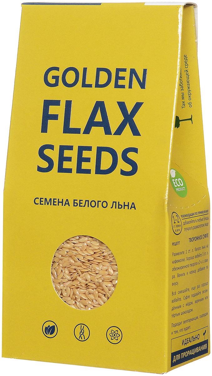 Компас Здоровья Golden Flax Seeds семена белого льна, 150 г лао минь большая книга су джок атлас целительных точек для здоровья и долголетия