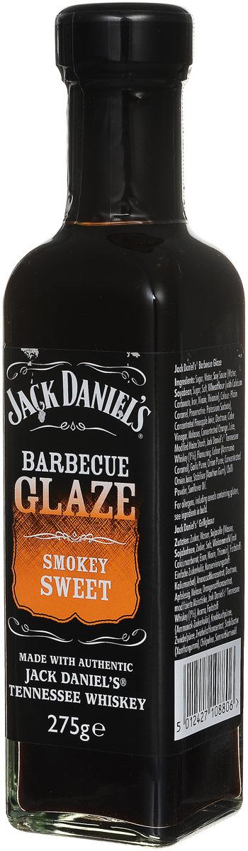 Jack Daniel's Сладкий дым соус для барбекю, 275 г heinz барбекю соус