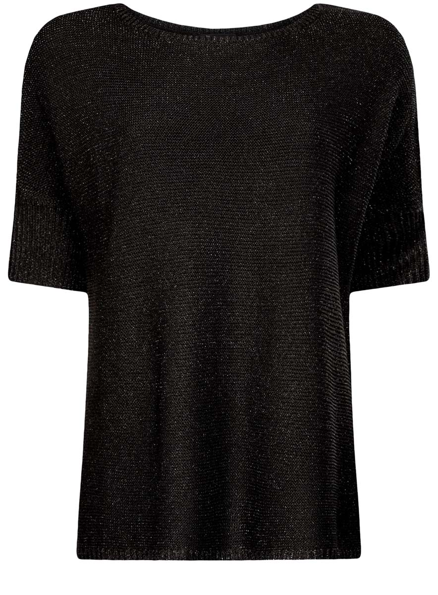 Джемпер oodji джемпер женский oodji collection цвет черный розовый 24201025 46384 2941f размер xxs 40