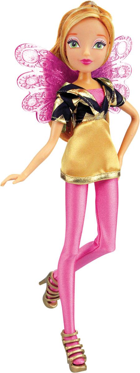 цена на Winx Club Игровой набор с куклой Волшебный трон Flora