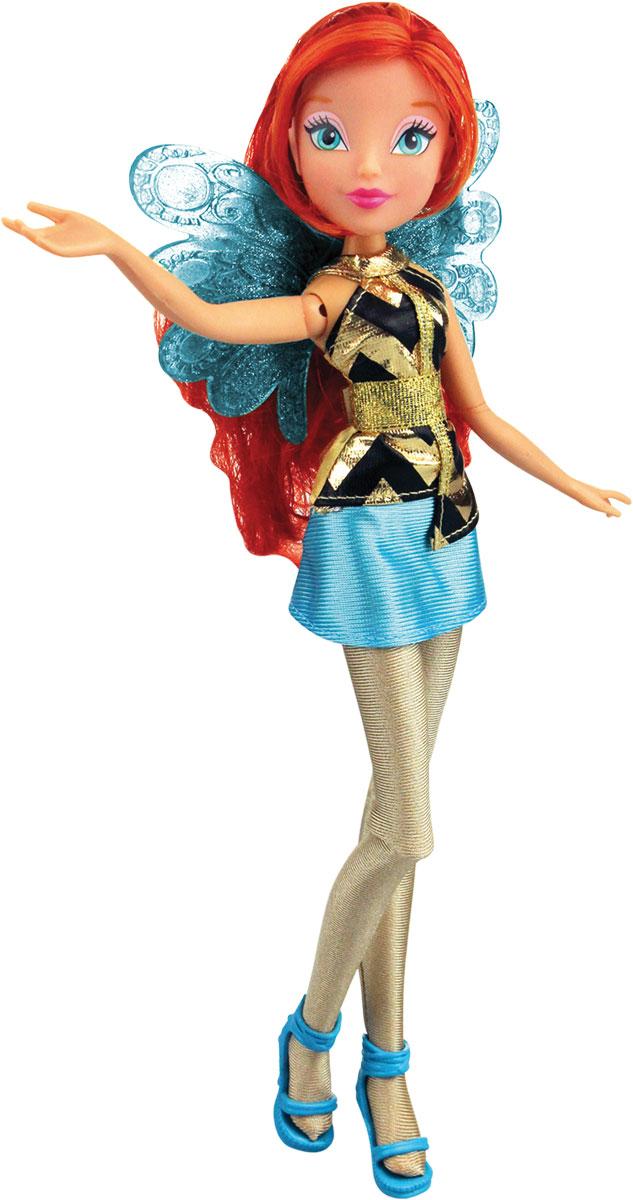 цена на Winx Club Игровой набор с куклой Волшебный трон Bloom