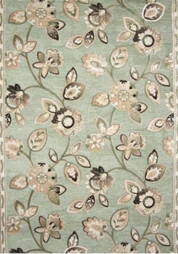 Ковер Oriental Weavers Арена, цвет: зеленый, 120 х 180 см. 2G ковер oriental weavers леа цвет коричневый 120 х 180 см 14922