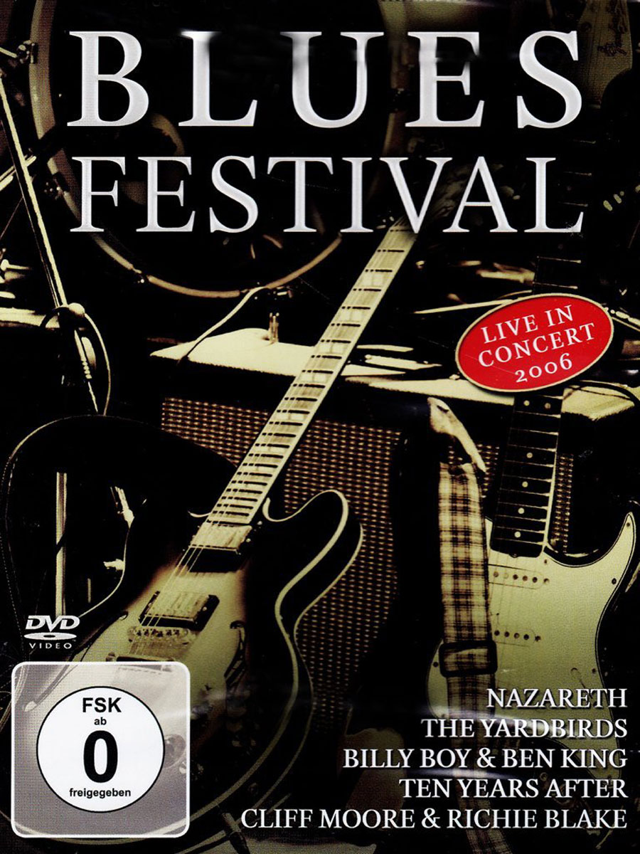 Blues Festival. Live In Concert 2006 рэнди вестон билли харпер randy weston billy harper the roots of the blues