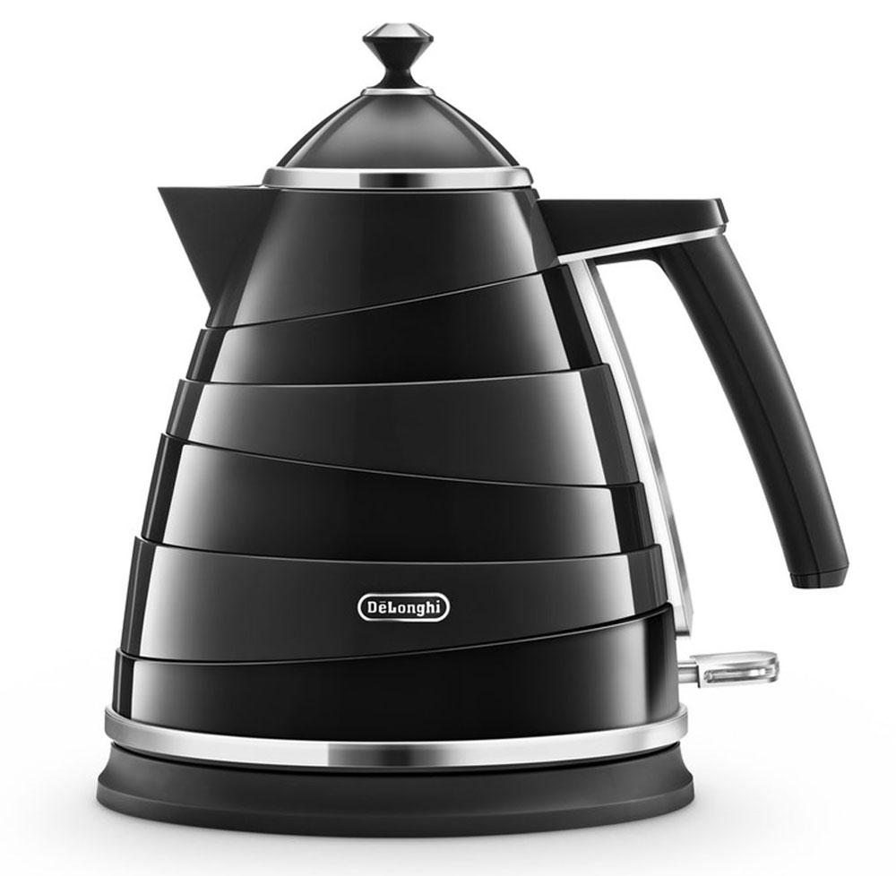 Электрический чайник DeLonghi KBA 2001 цена и фото
