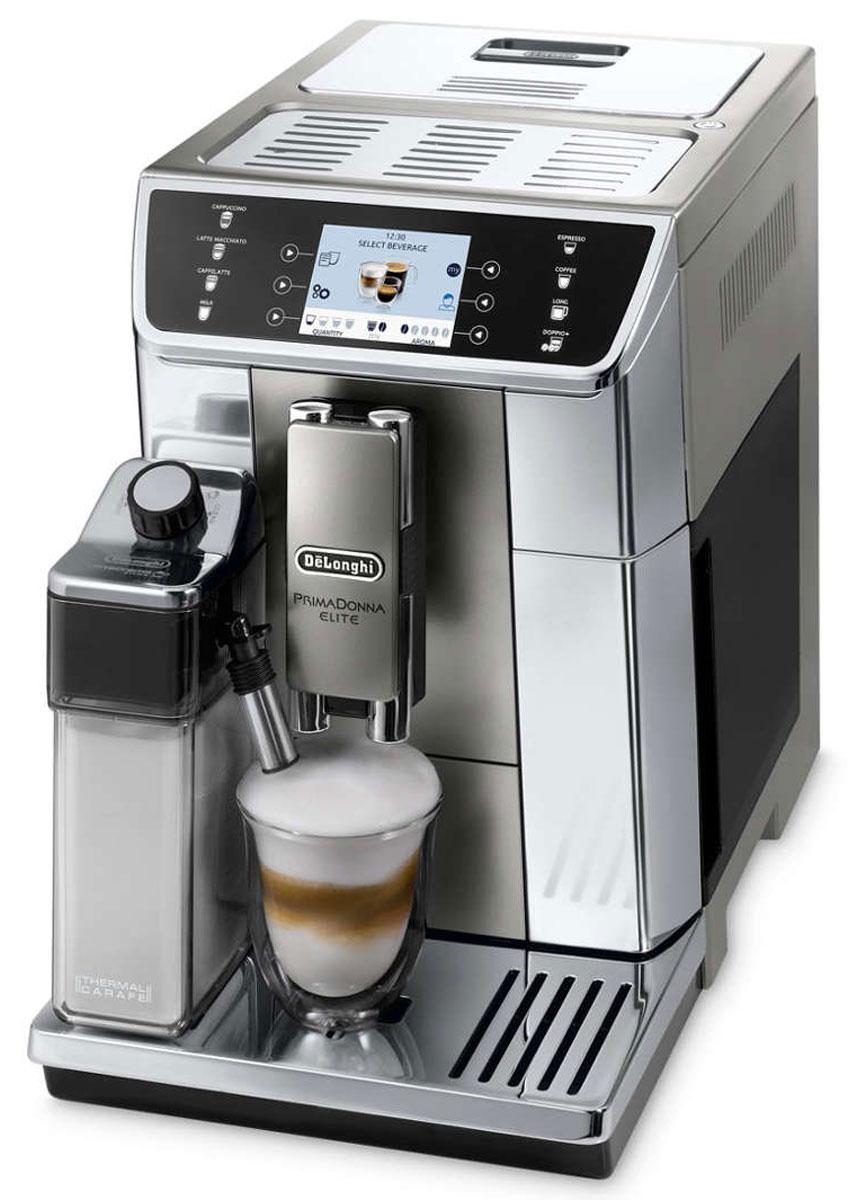 DeLonghi PrimaDonna Elite ECAM650.55.MS кофемашина