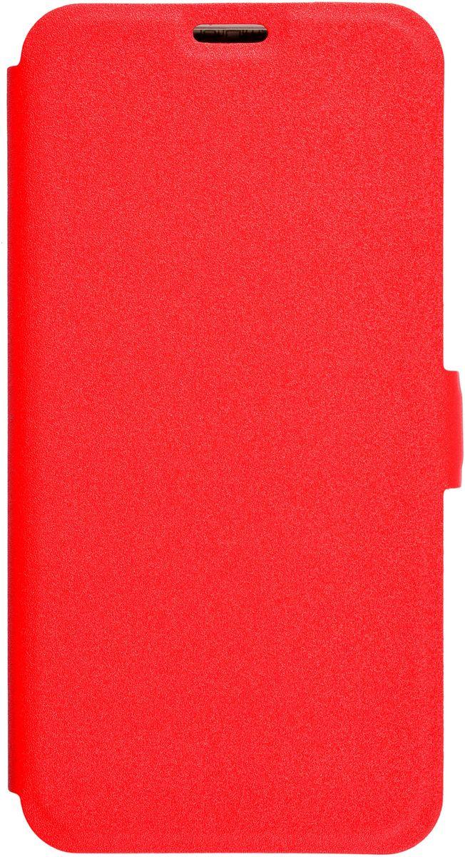 Prime Book чехол-книжка для Meizu U10, Red