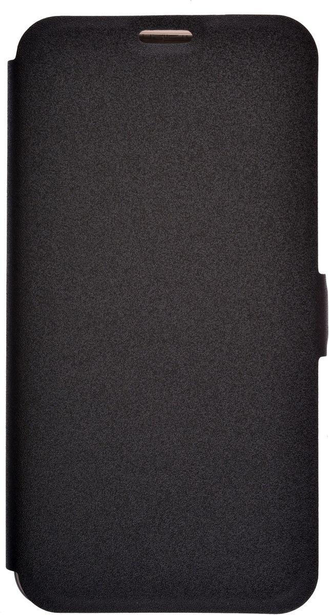 Prime Book чехол-книжка для Meizu U10, Black prime book чехол книжка для meizu m5c red
