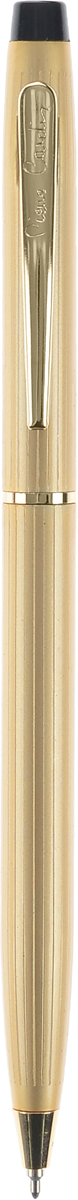 """Ручка шариковая Pierre Cardin """"Kriss"""", цвет: золотистый"""