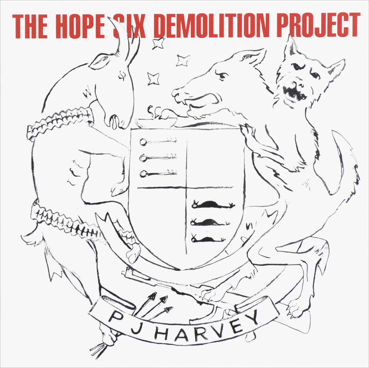 PJ Harvey PJ Harvey. The Hope Six Demolition Project sela pj 135 584 7213