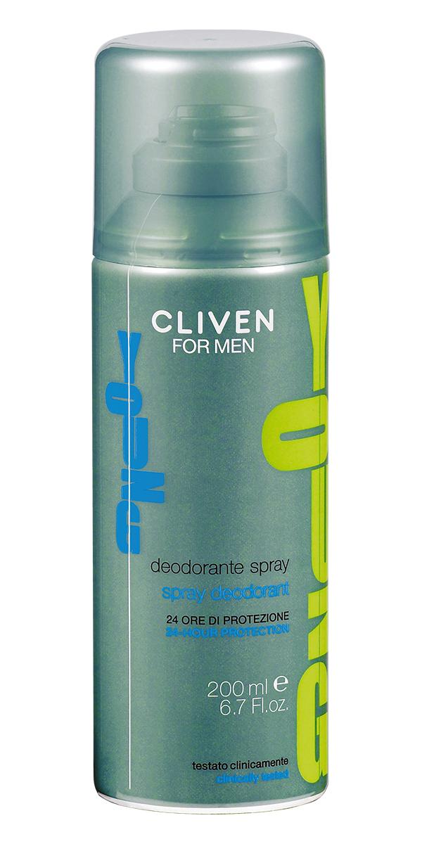 Дезодорант Cliven Дезодорант-спрей