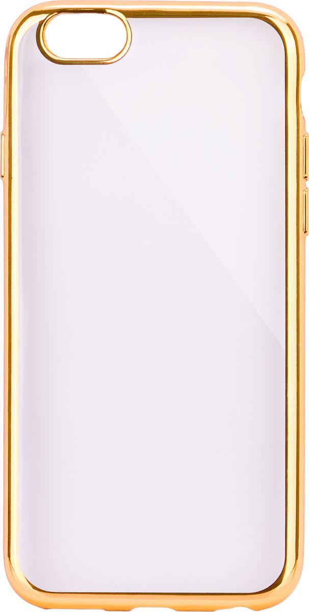 Interstep Frame чехол для Apple iPhone 6/6s, Gold цена