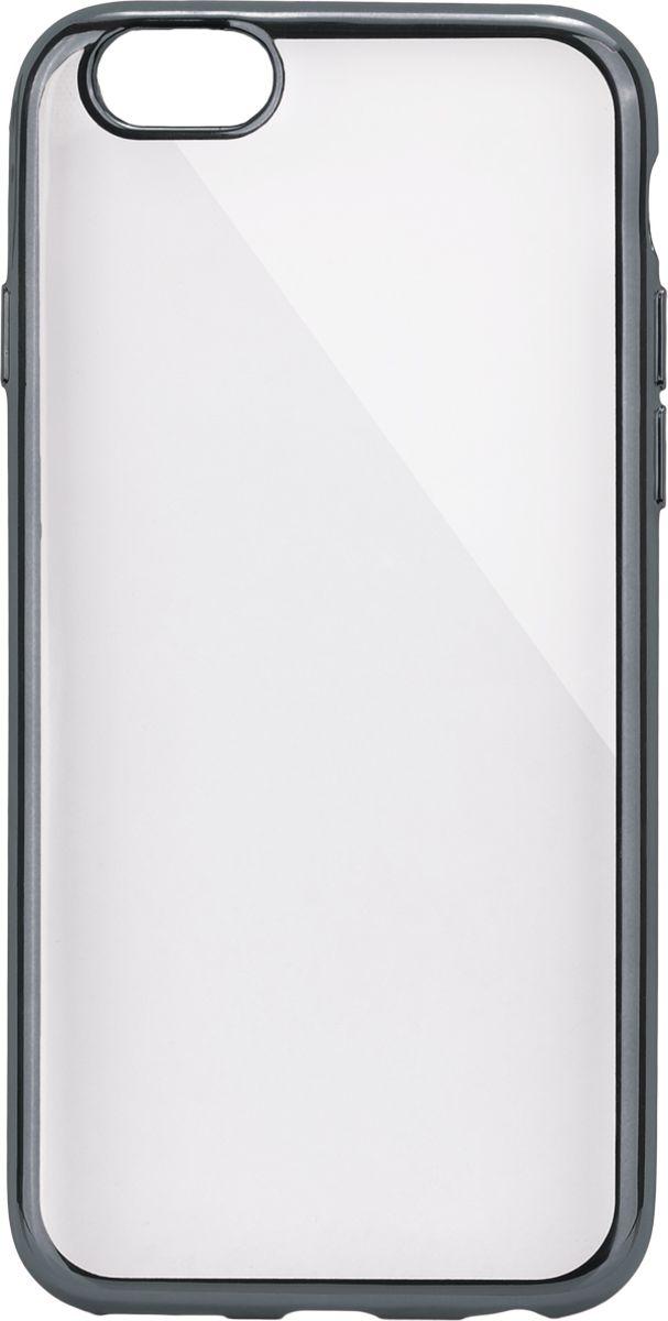 Interstep Frame чехол для Apple iPhone 6/6s, Titanium цена
