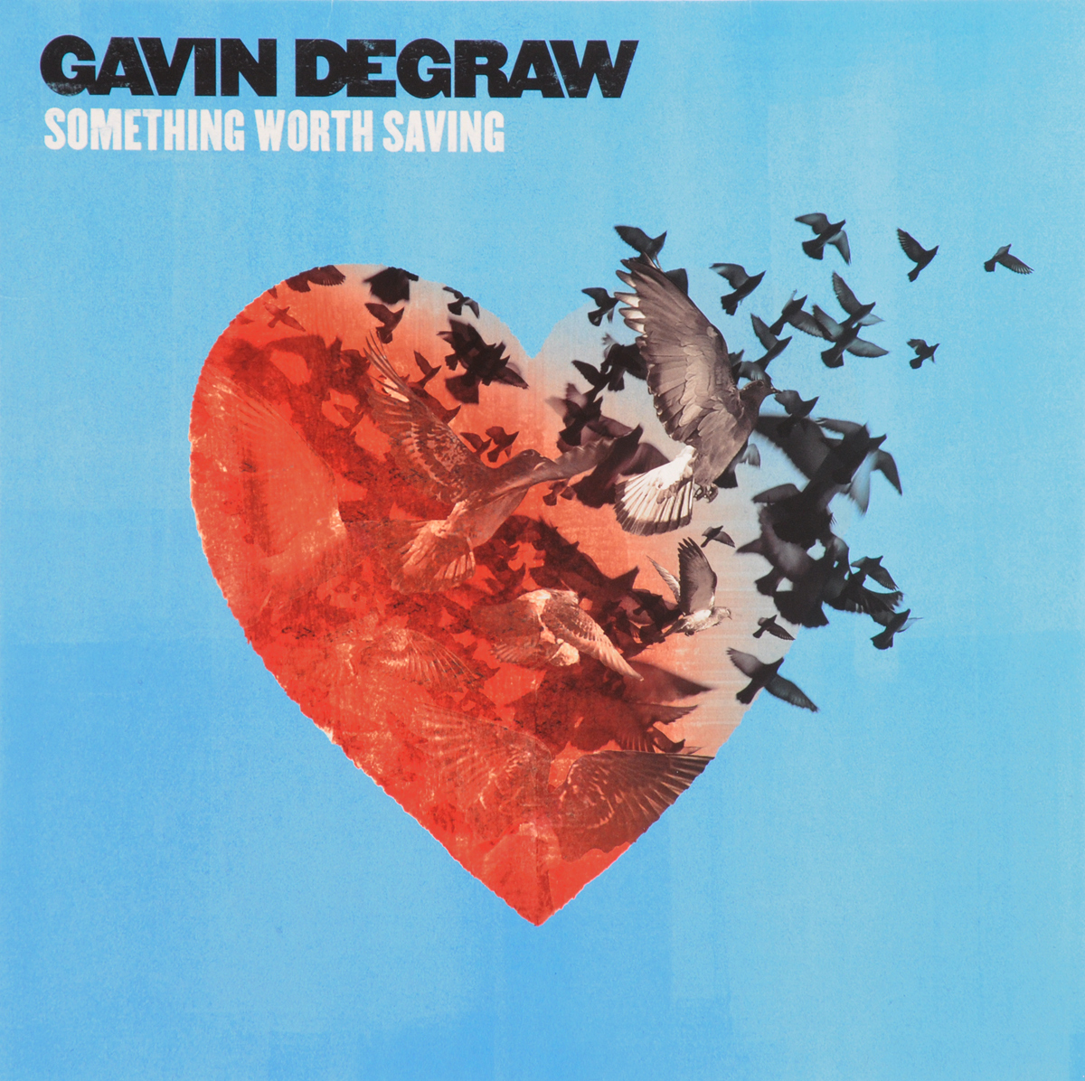 лучшая цена Гевин ДиГроу Gavin Degraw. Something Worth Saving (LP)