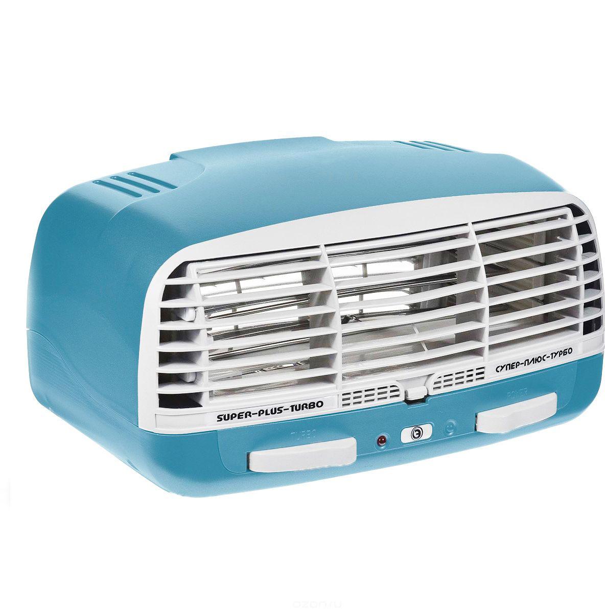 Супер Плюс Турбо очиститель воздуха, цвет синий