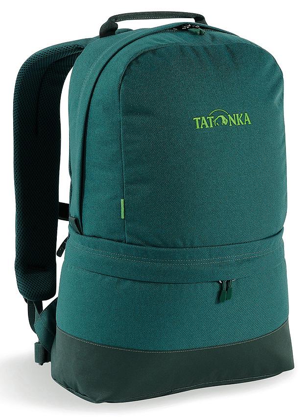 Рюкзак городской Tatonka Hiker Bag, цвет: темно-зеленый, 21 л tmc remington 870 bag back bag in cordura multicam cordura bag free shipping sku12050473