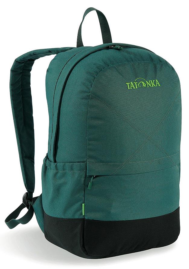 Фото - Рюкзак городской Tatonka Sumy, цвет: темно-зеленый, 18 л рюкзак tatonka yukon 70 10л оливковый 1354 331