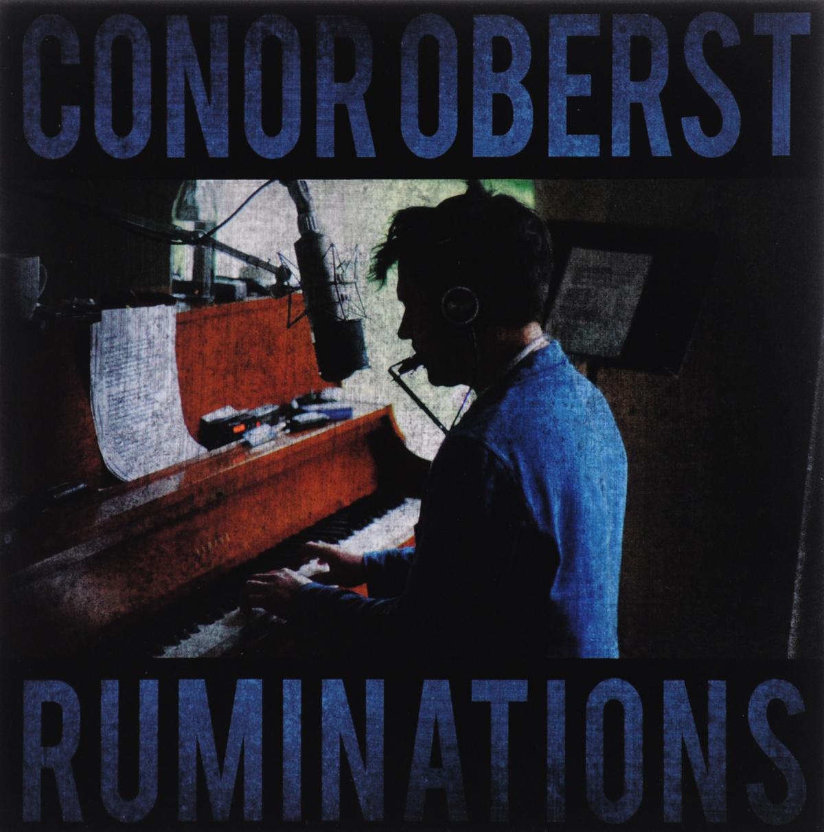 Конор Оберст Conor Oberst. Ruminations conor conor ruminations