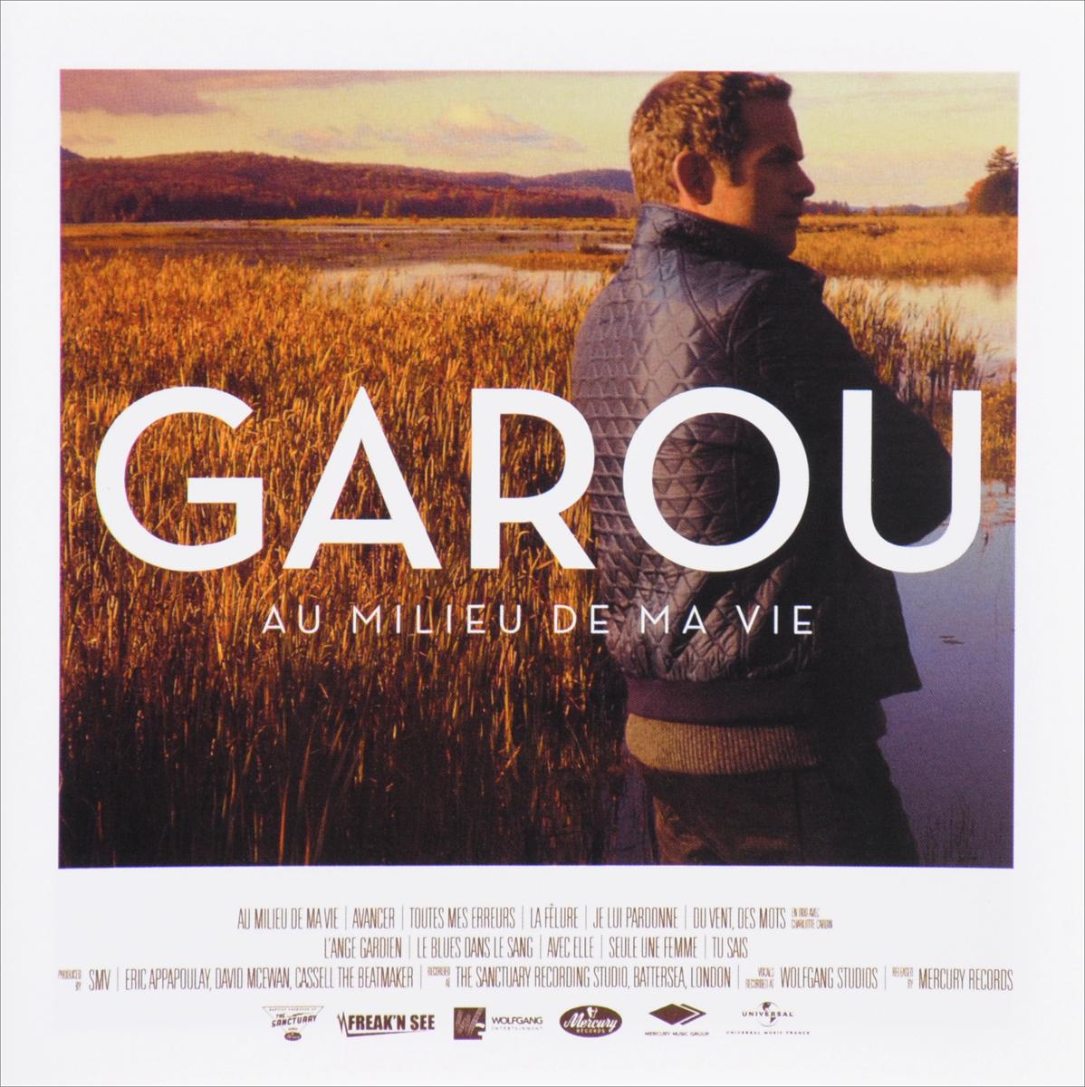 Garou Garou. Au Milieu De Ma Vie garou istanbul