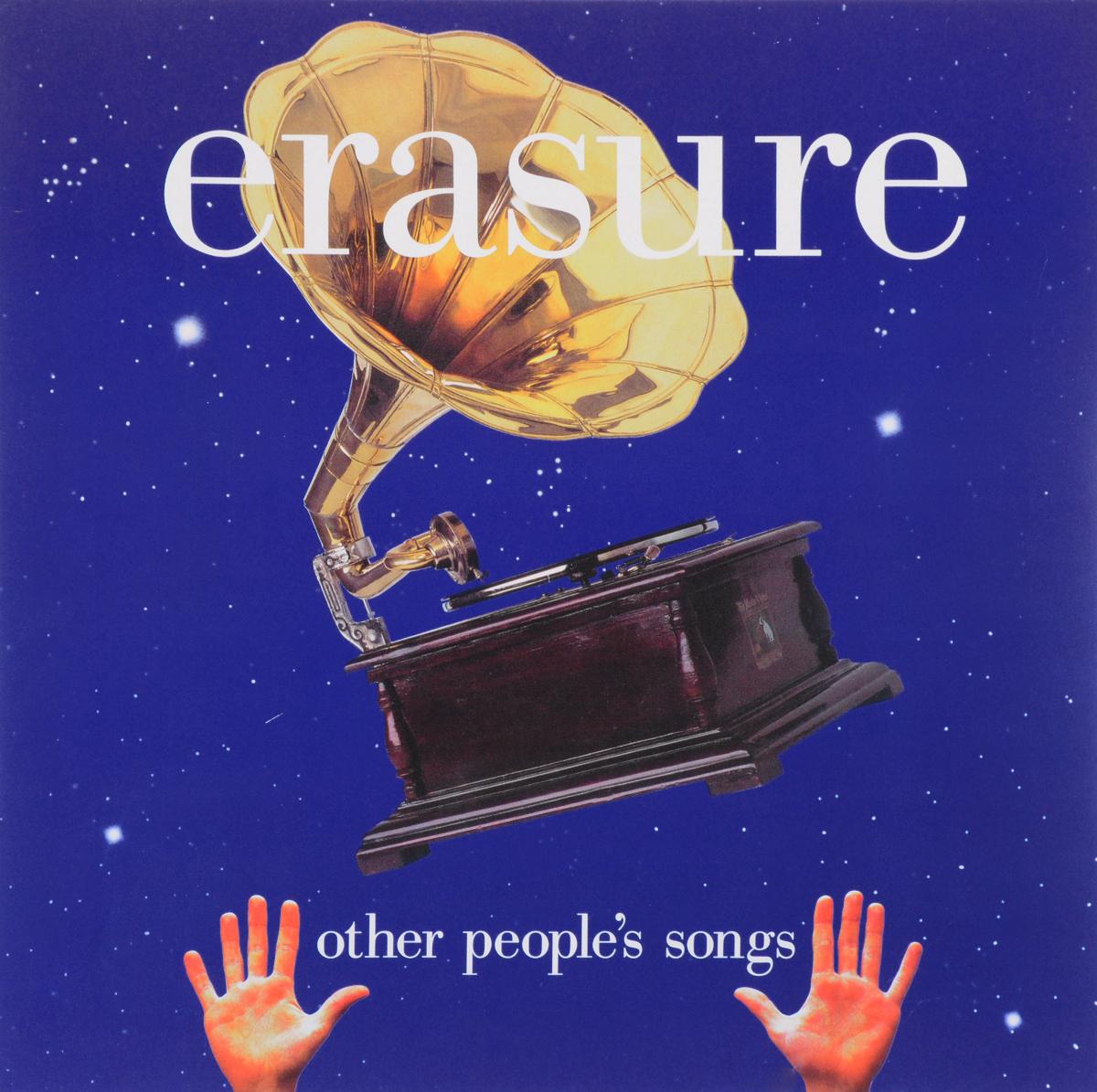 Erasure Erasure. Other People's Songs (LP) цена