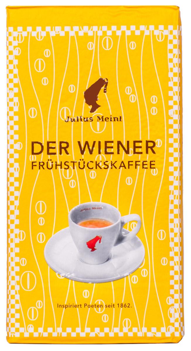 Julius Meinl Венский эксклюзив кофе молотый, 500 г цена и фото