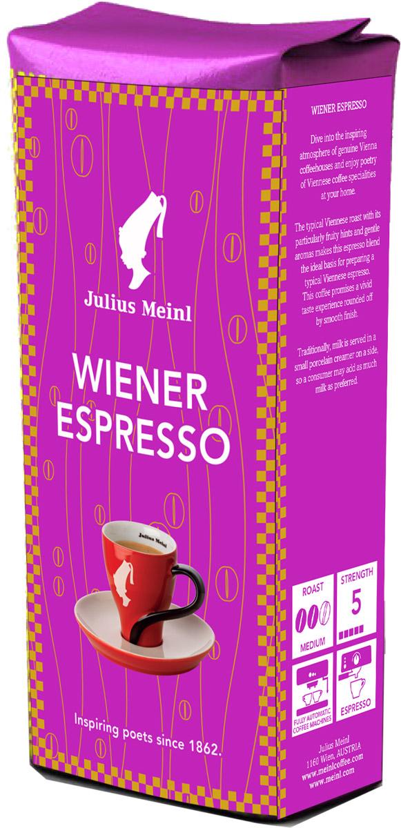 Julius Meinl Венский эспрессо кофе в зернах, 250 г meinl mc pts 12 x 12