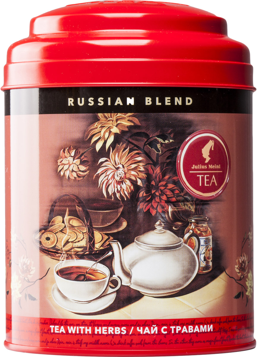 Julius Meinl Русский бленд зеленый листовой чай, 100 г meinl nino24gg