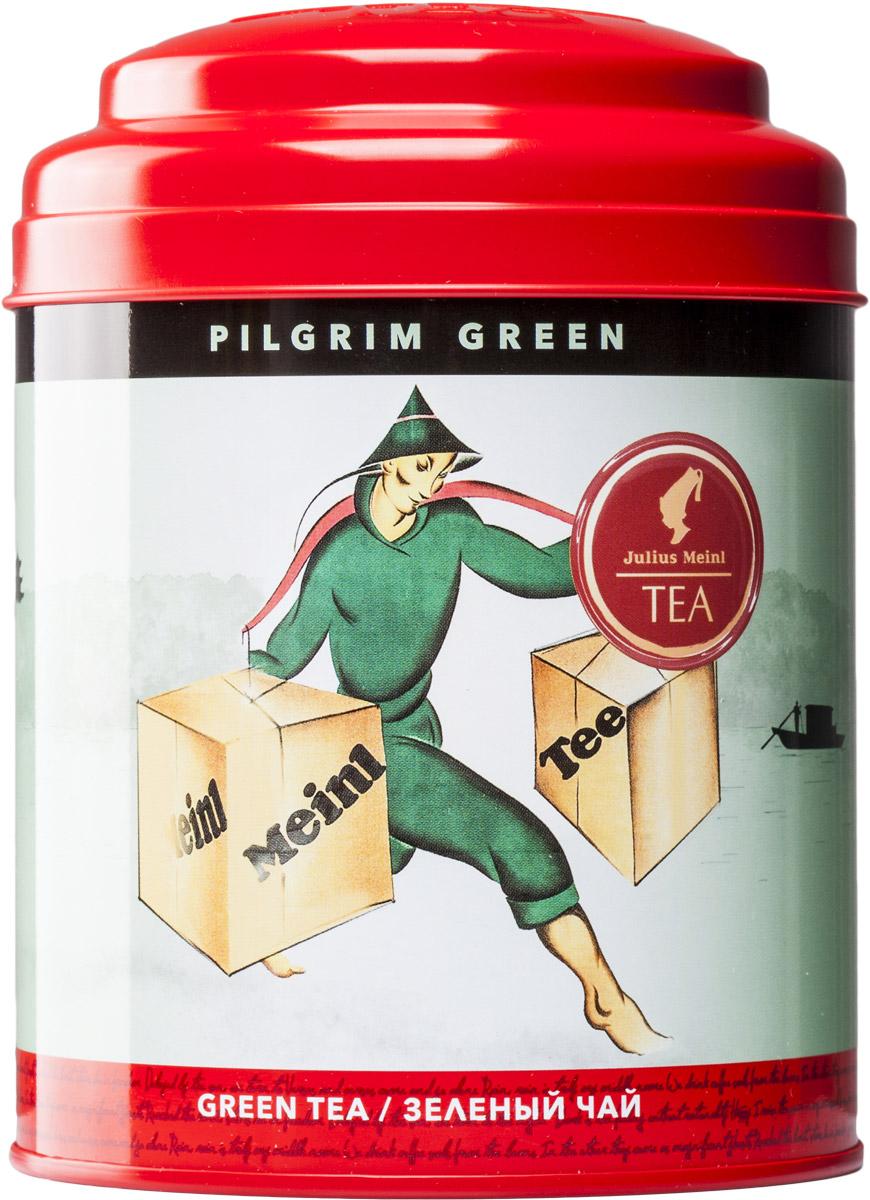 Julius Meinl Пилигрим зеленый листовой чай, 100 г meinl mc pts 12 x 12