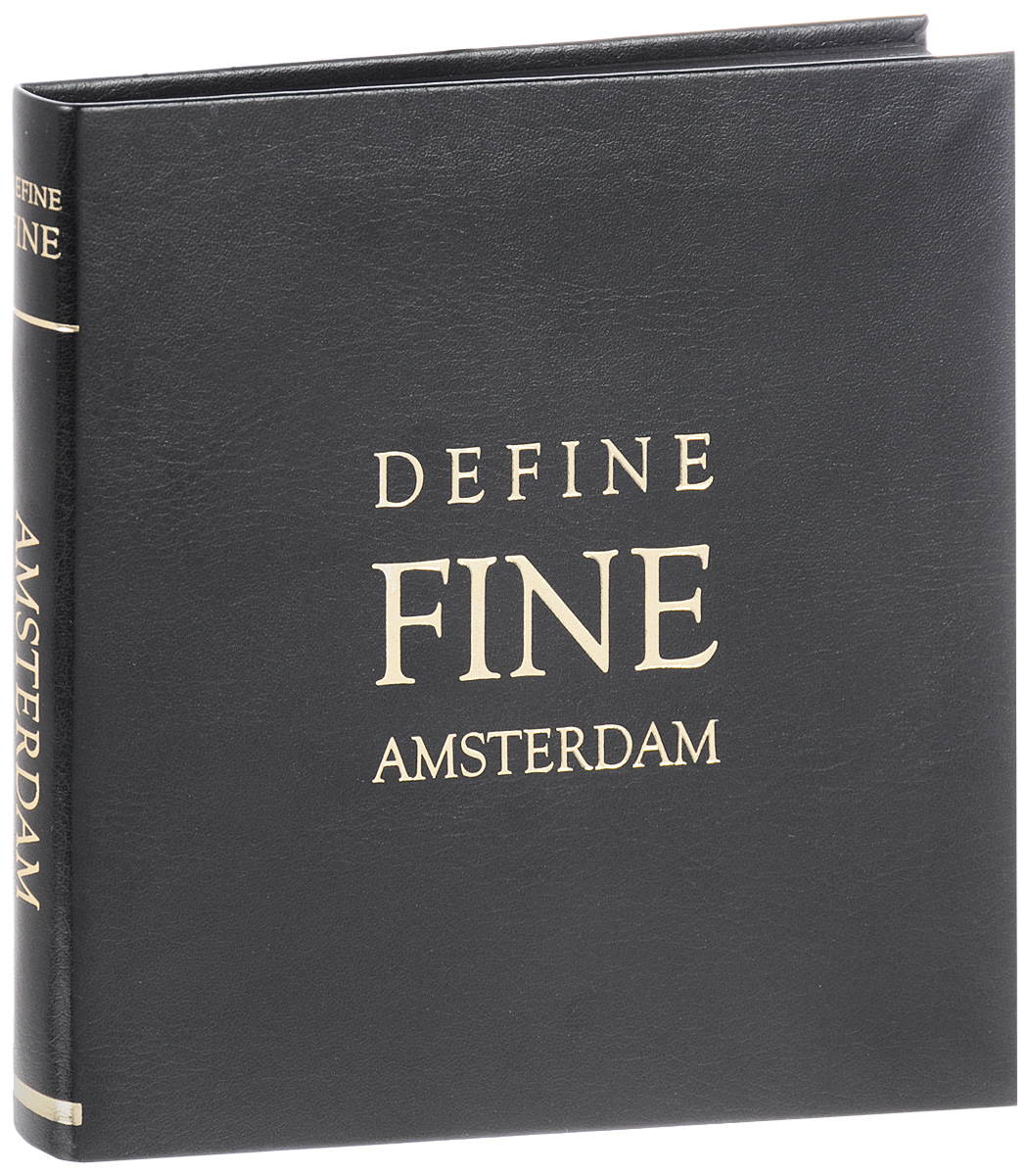 Amsterdam: Define Fine Guide