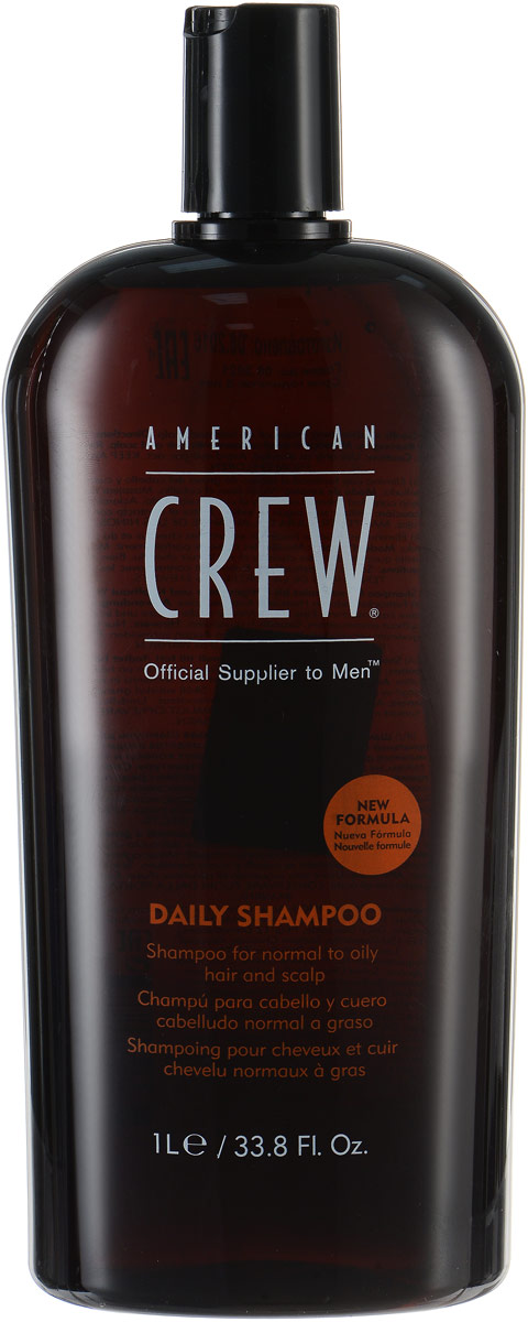 American Crew Шампунь для ежедневного ухода Classic Daily Shampoo 1000 мл