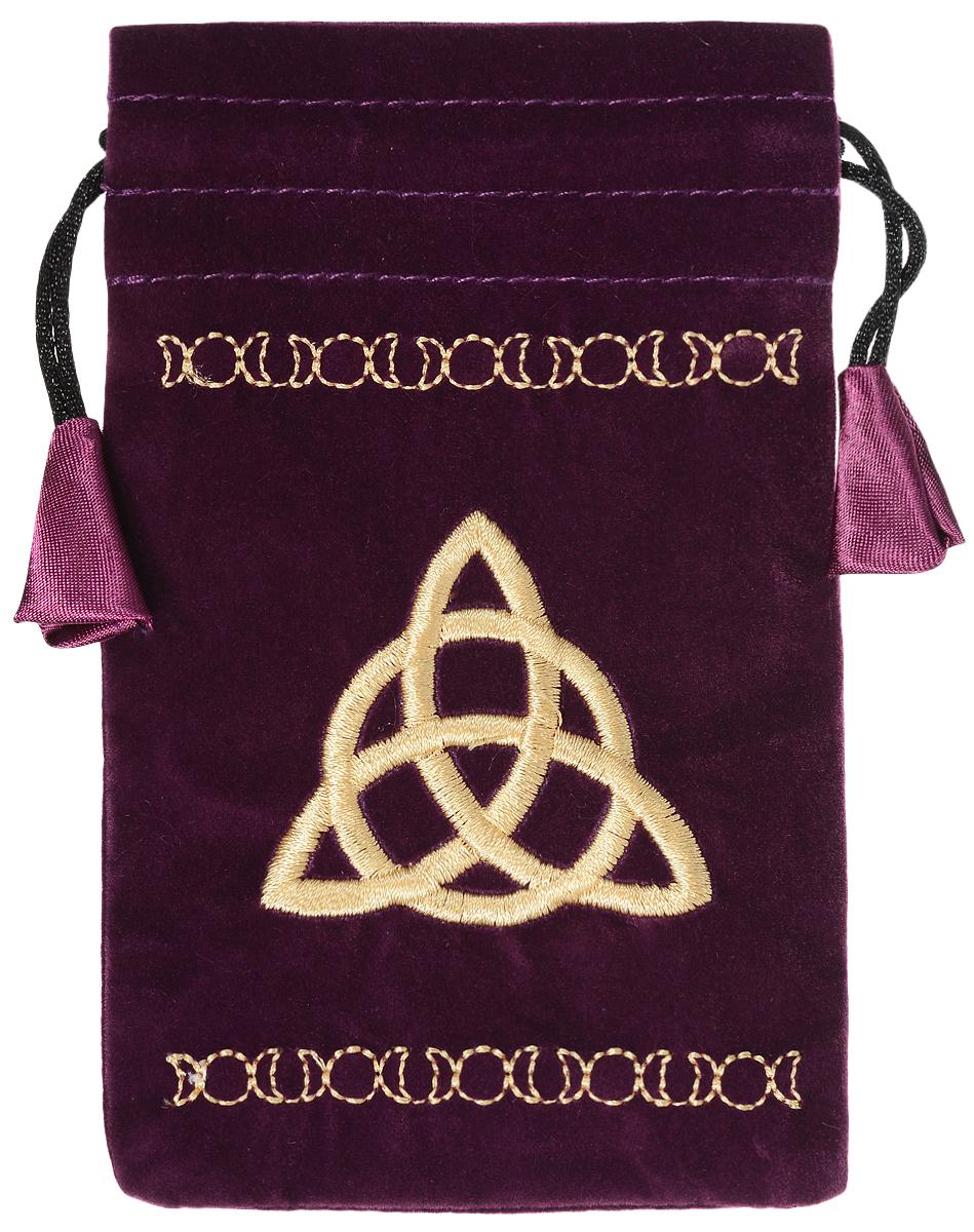 Мешочек для карт Lo Scarabeo Тройная сила богинь. BTM03 мешочек для карт lo scarabeo кельтский крест bt30