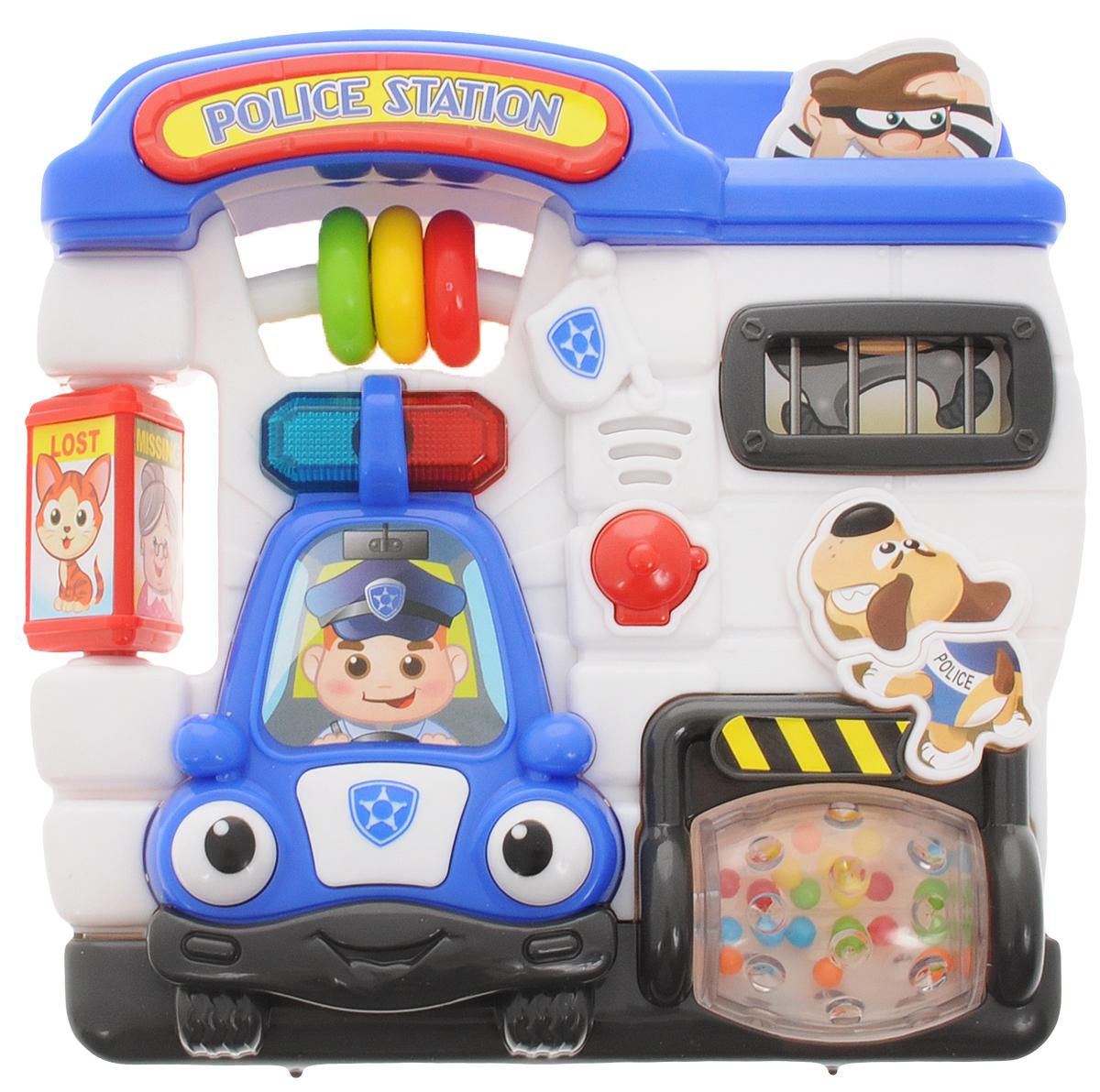 Playgo Развивающая игрушка Полицейский участок