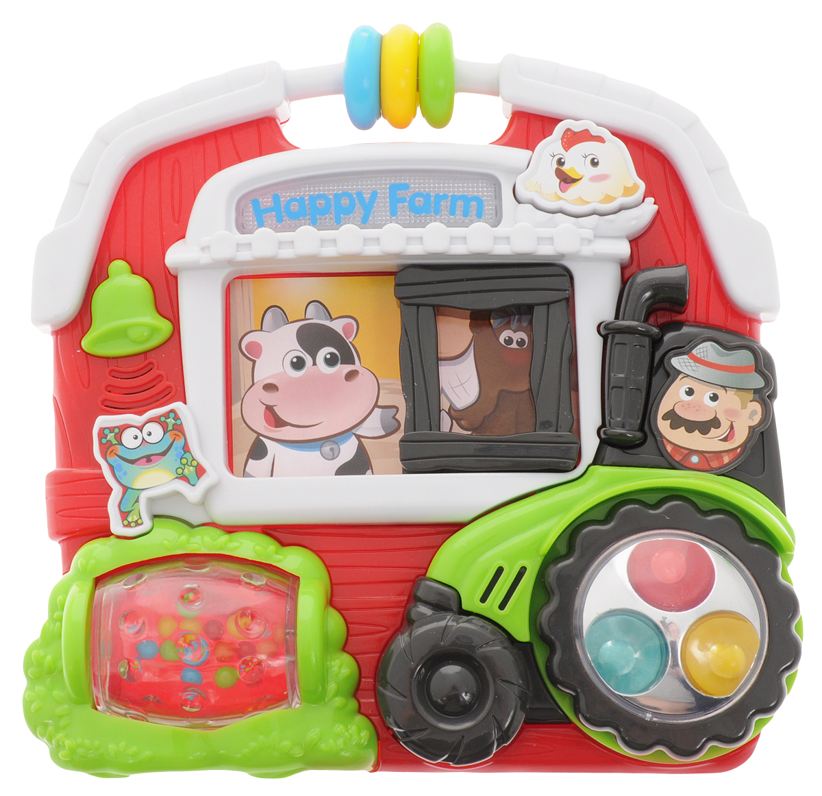 Playgo Развивающая игрушка Маленькая ферма