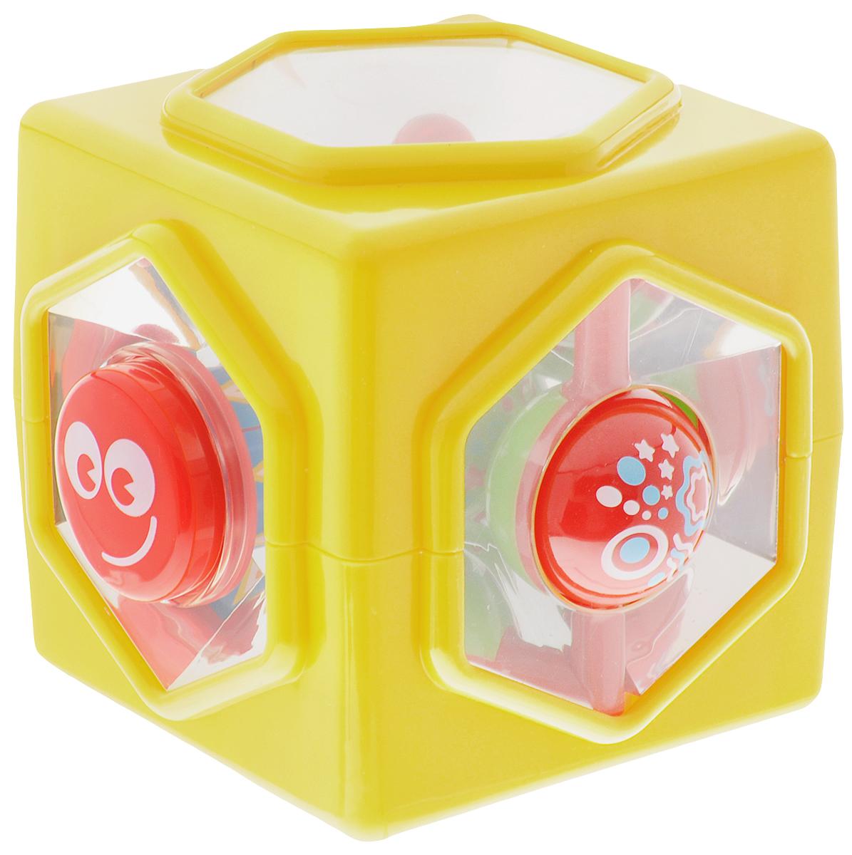 Playgo Развивающая игрушка Мульти-куб 5 в 1