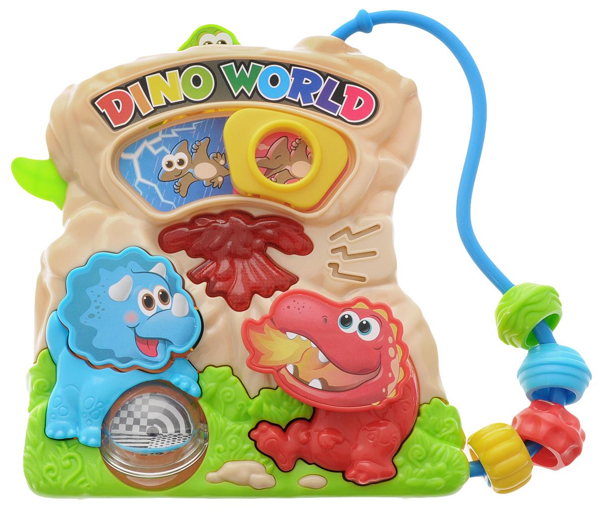 Playgo Развивающая игрушка Мир динозавров