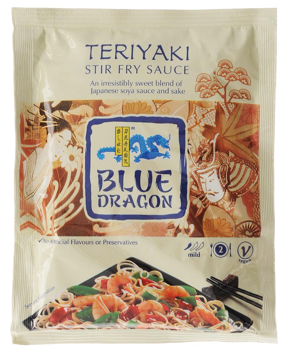 Blue Dragon Соус стир-фрай Терияки, 120 г dragon