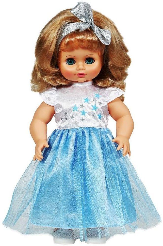Весна Кукла озвученная Инна цвет одежды голубой белый