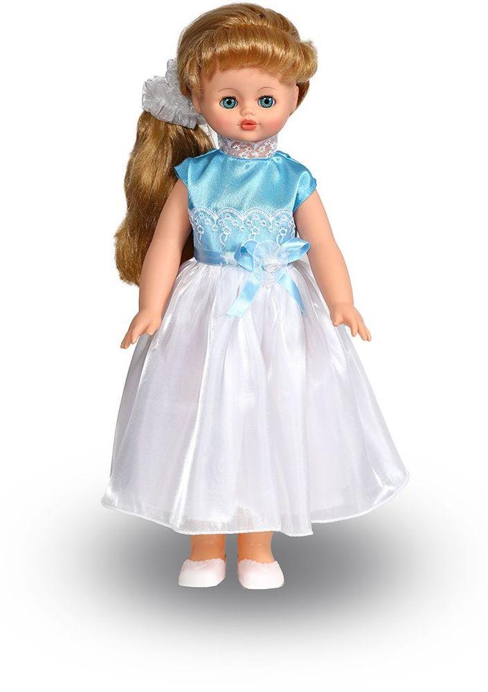 Весна Кукла озвученная Алиса цвет платья белый голубой