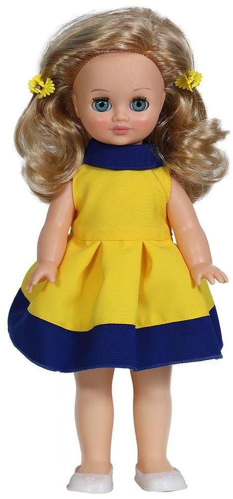 Весна Кукла озвученная Герда цвет платья желтый синий