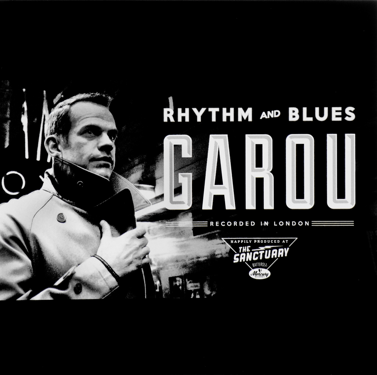 Garou Garou. Rhythm And Blues чехол книжка для samsung galaxy s8 samsung ef ng955pbegru led view cover black флип полиуретан поликарбонат
