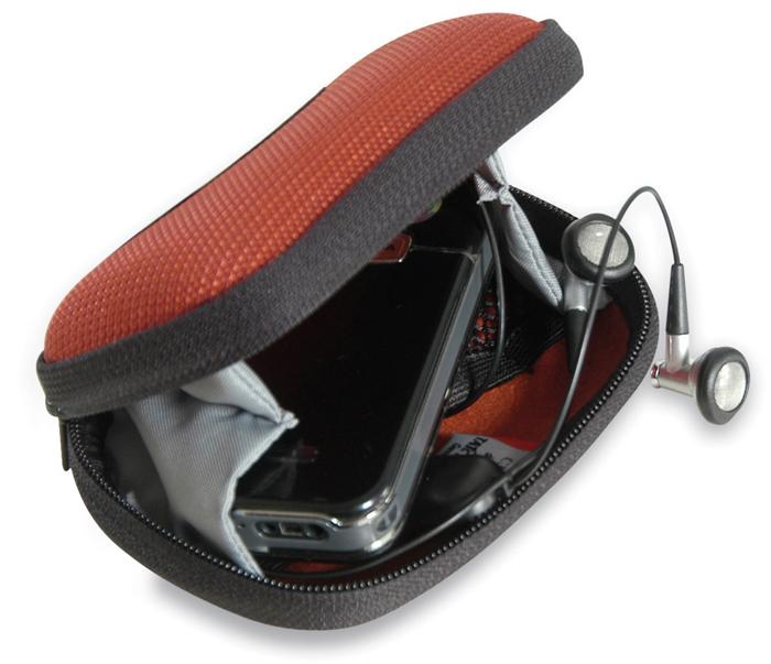 "Сумка-чехол для фотоаппарата Tatonka ""Protection Pouch S"", цвет: красный"