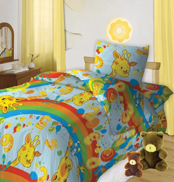 все цены на Кошки-мышки Комплект постельного белья для новорожденных Веселый счет онлайн